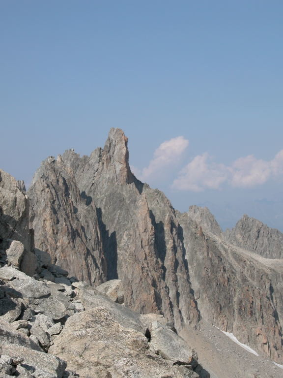 Aiguille d' Orny