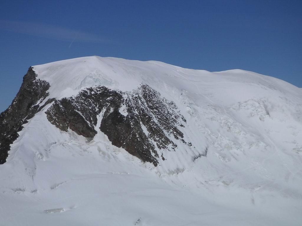 Alphubel depuis l'Allalinhorn
