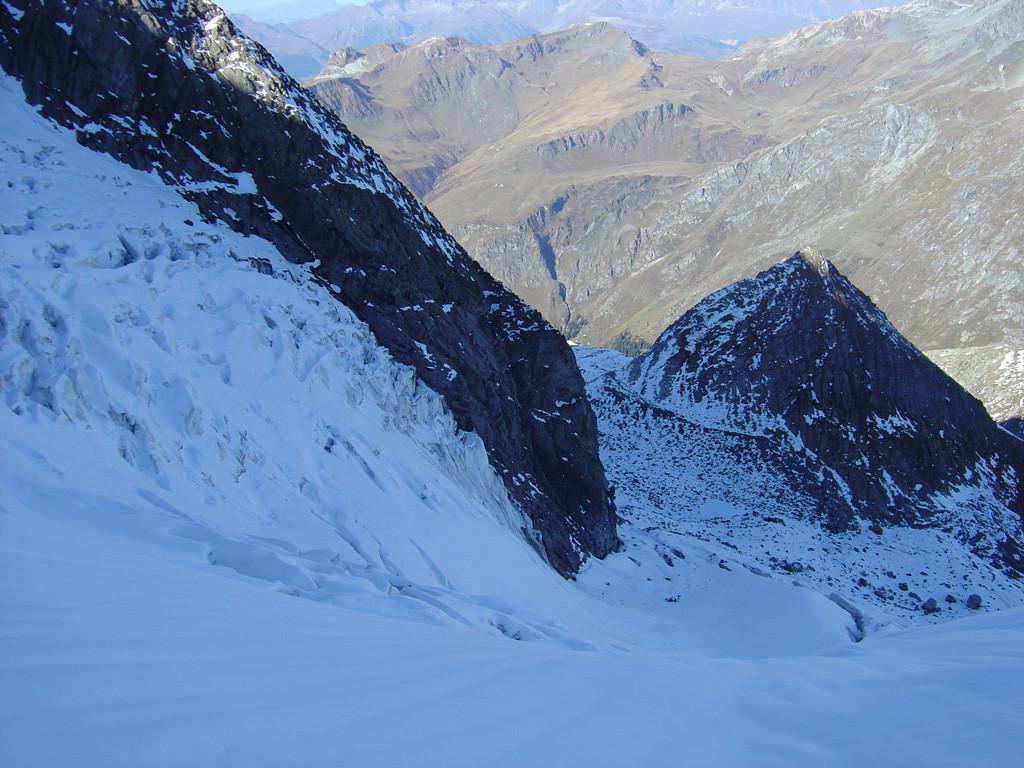 Le glacier de Troquairou