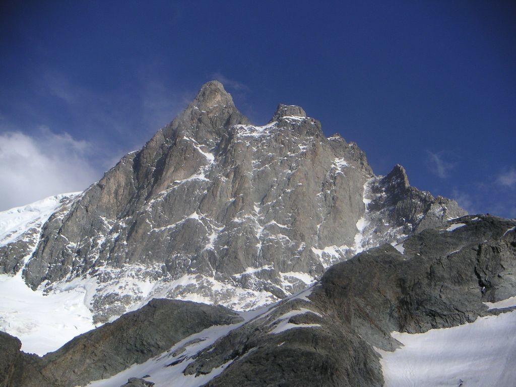 La Meije - face Nord