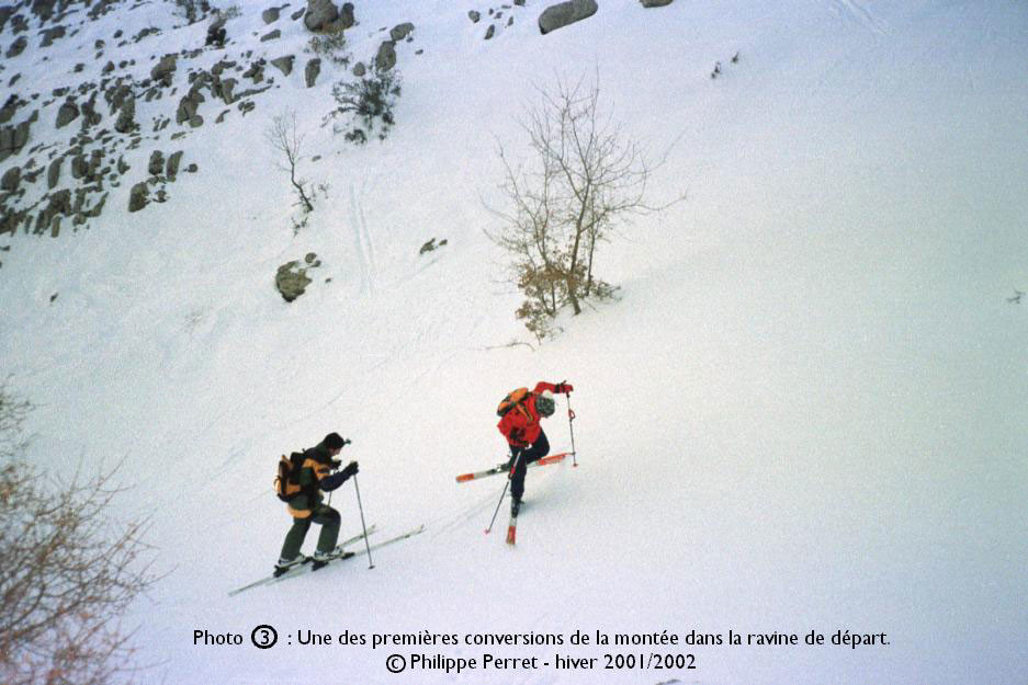 Photo 3, topo Jebel ech Cheikh
