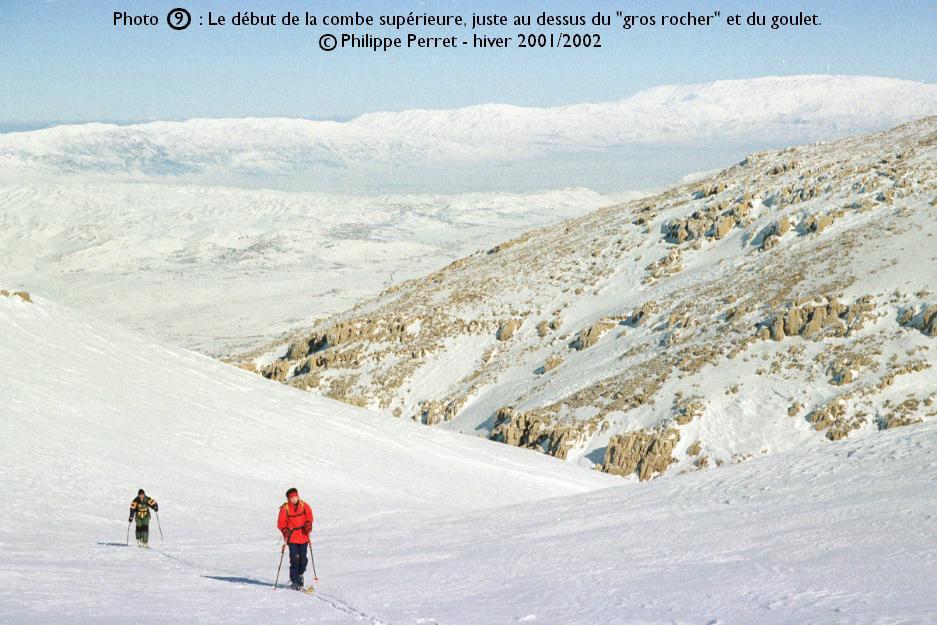 photo 9, topo Jebel ech Cheikh