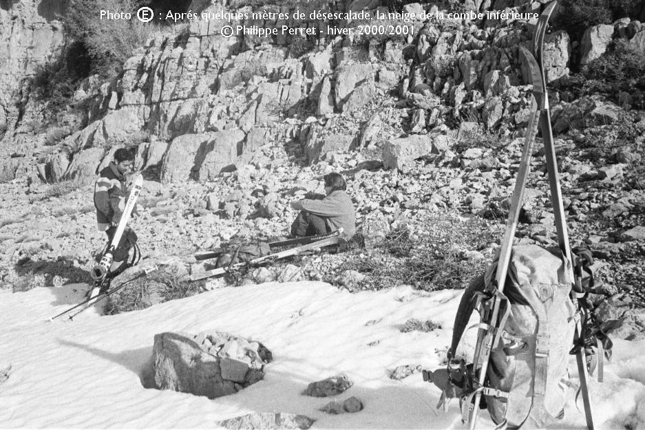Photo E, topo Jebel ech Cheikh