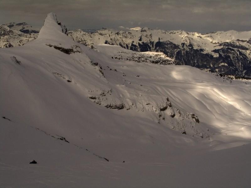 Le Schwaborn, belle pyramide skiable