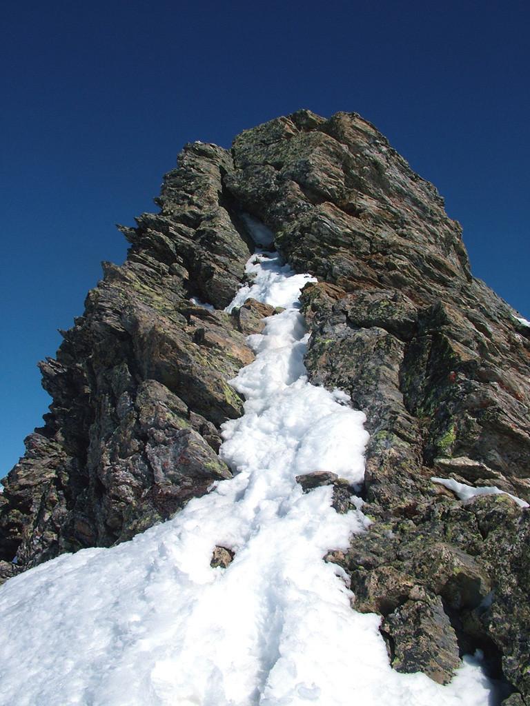 cresta S del Marchhorn