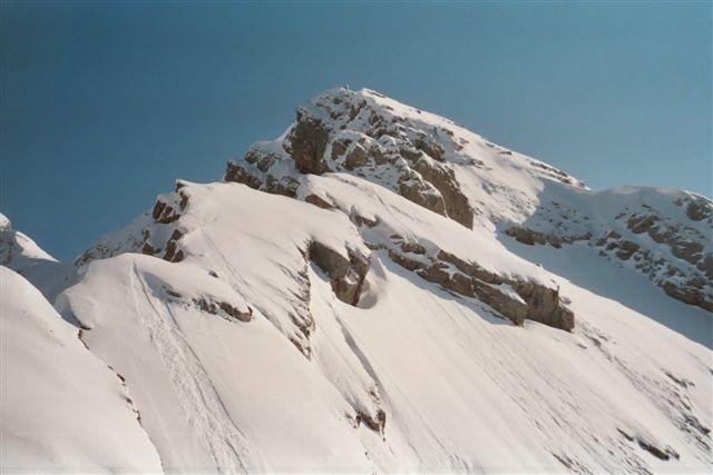Le sommet si proche, si loin!