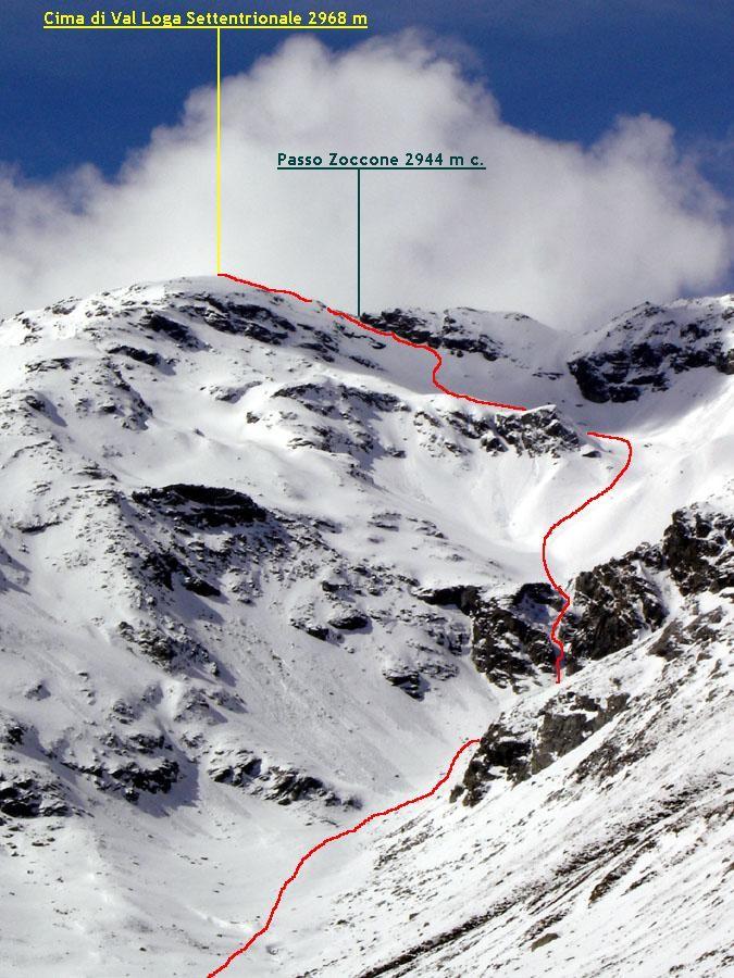 Pass Zoccone