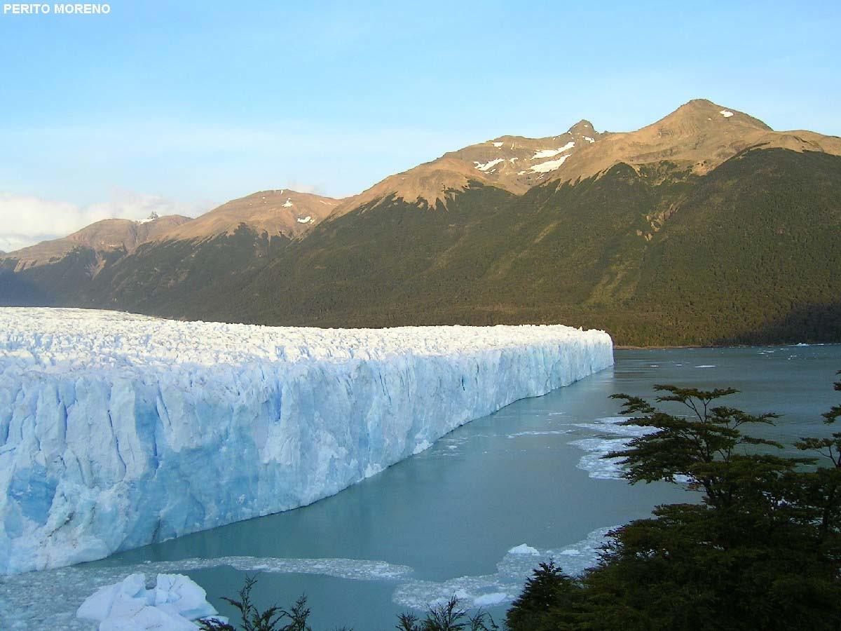 Perito Moreno, Patagonie