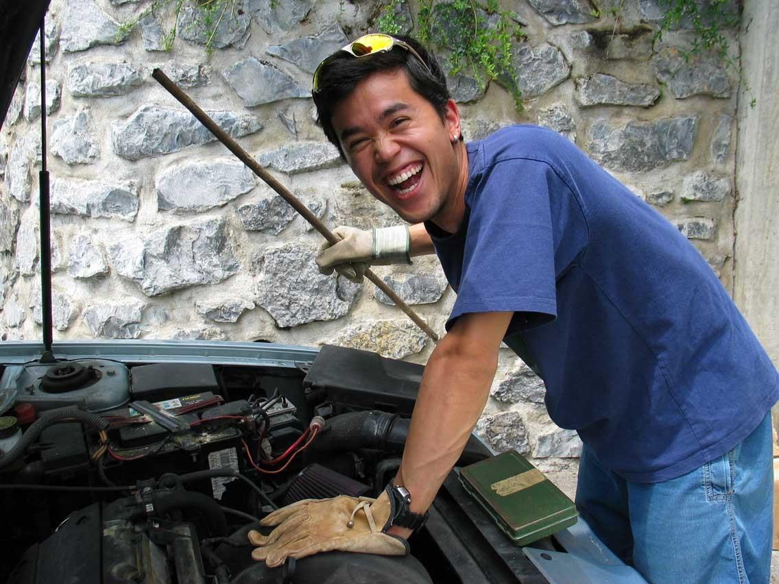 Mettez une marmotte dans votre moteur