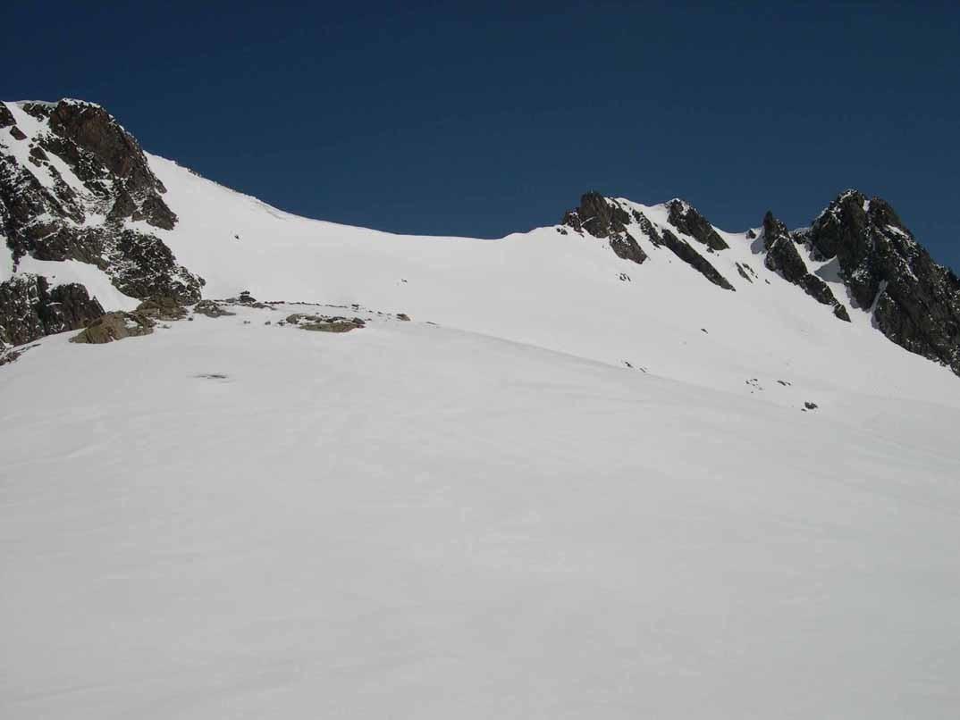 Col de Buyant versant S