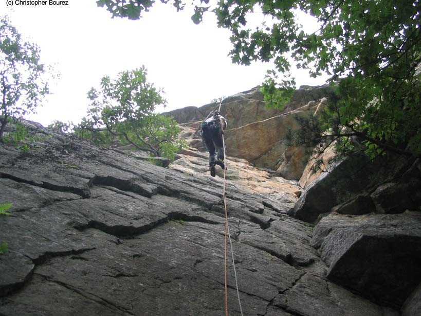 The Gunks, Near Trapps, New York