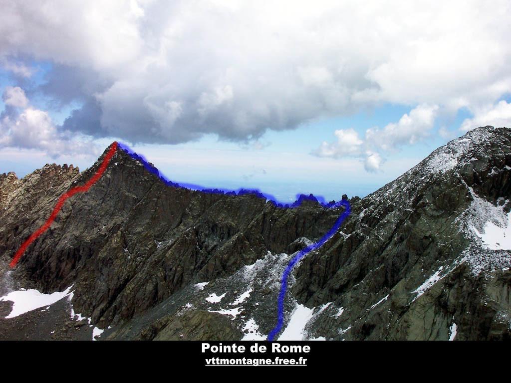 Pointe de Rome > Trois Rivières