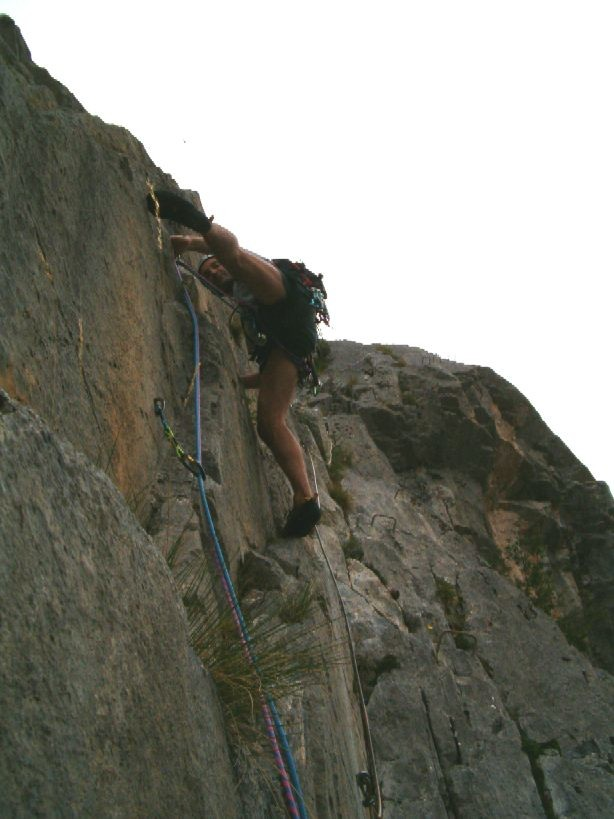 Via Ferrata v Escalade sportive : l'impossible cohabitation ?