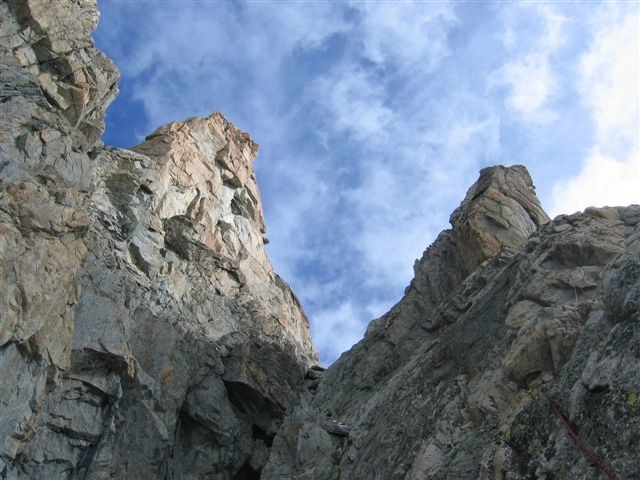 Aiguille d'Orny