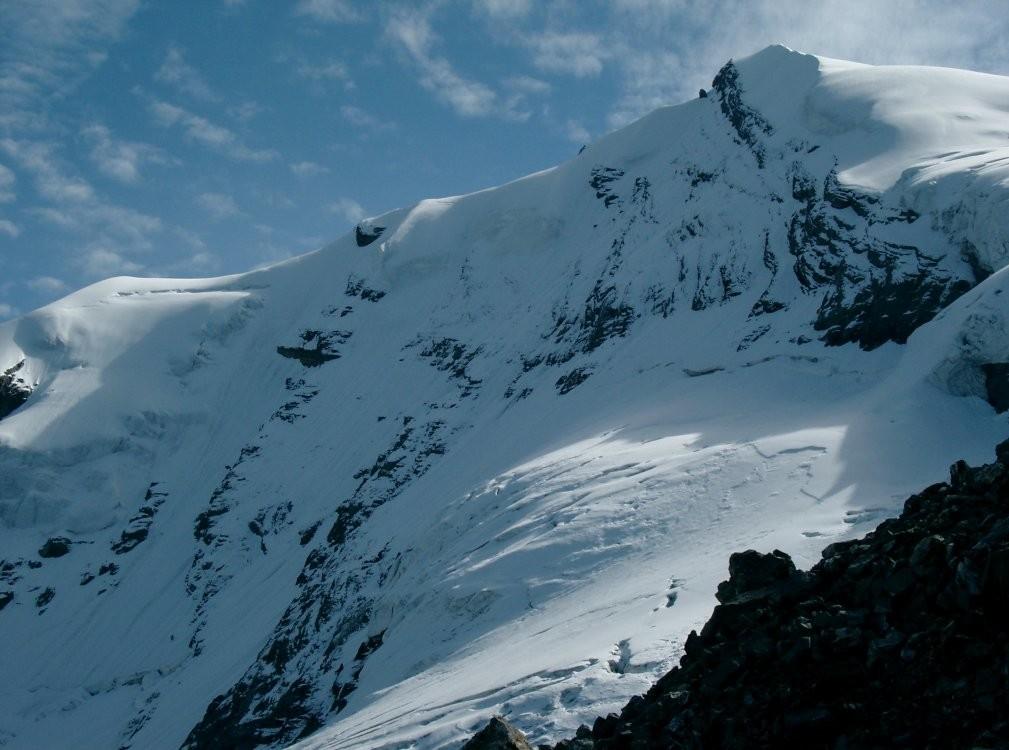 La face nord du Doldenhorn