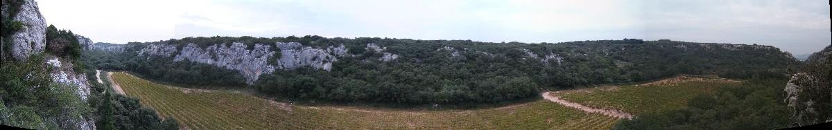 Panoramique du site de rochefort (Haute Qualité)