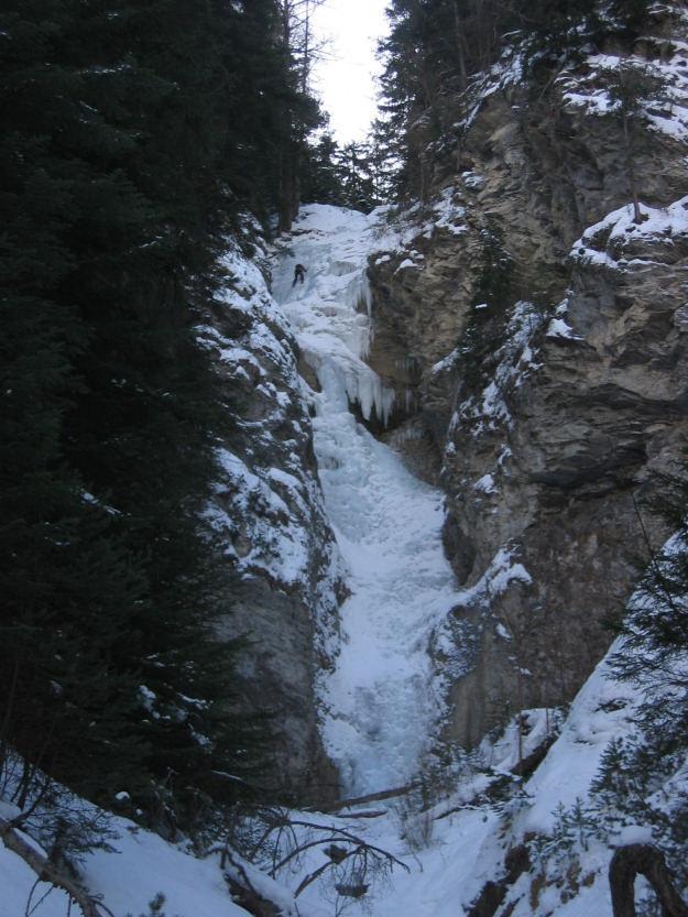 Cascade de la Norma