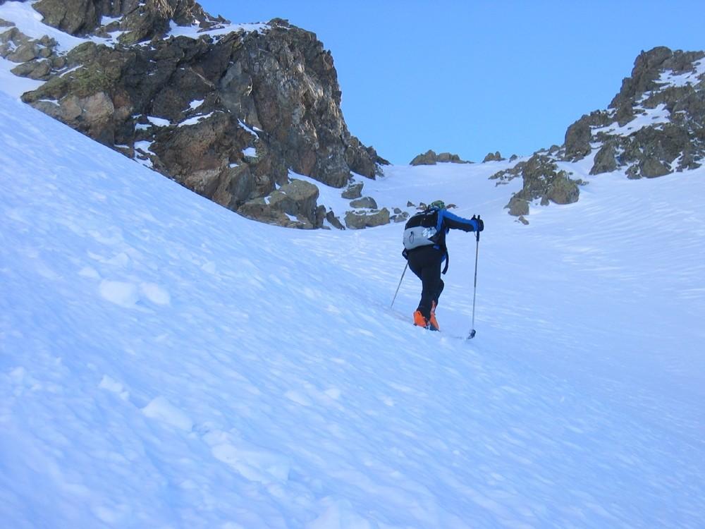 Tour du Rocher Blanc