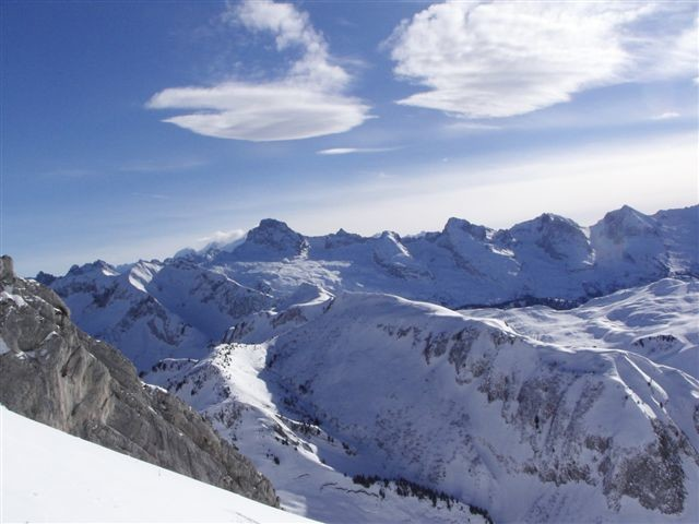 Pointe Percée and co