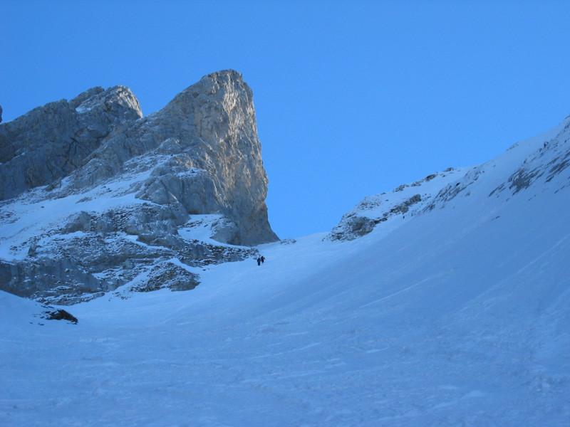 Chauchefoin, Etale - sommet