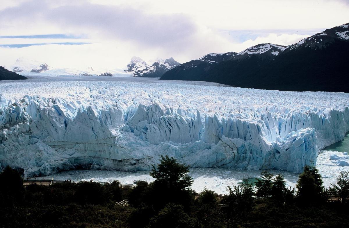Glacier Perito Moreno (Parque Nacional de los Glaciares)