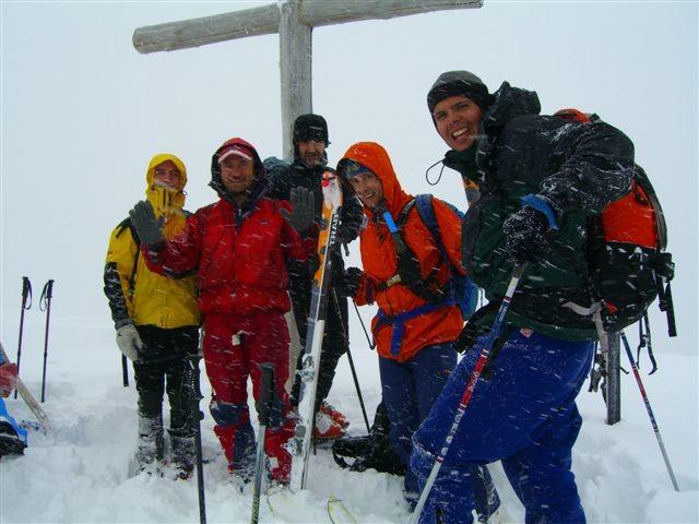 In cima al Foisc ; 08/02/2006