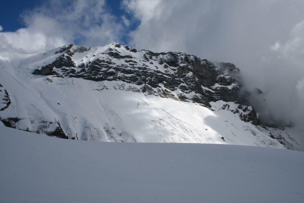 Les calcaires urgoniens des contreforts du Mont de la Coche