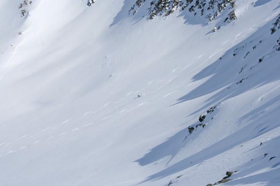 Vallon du Ritzibach - la combe supérieure