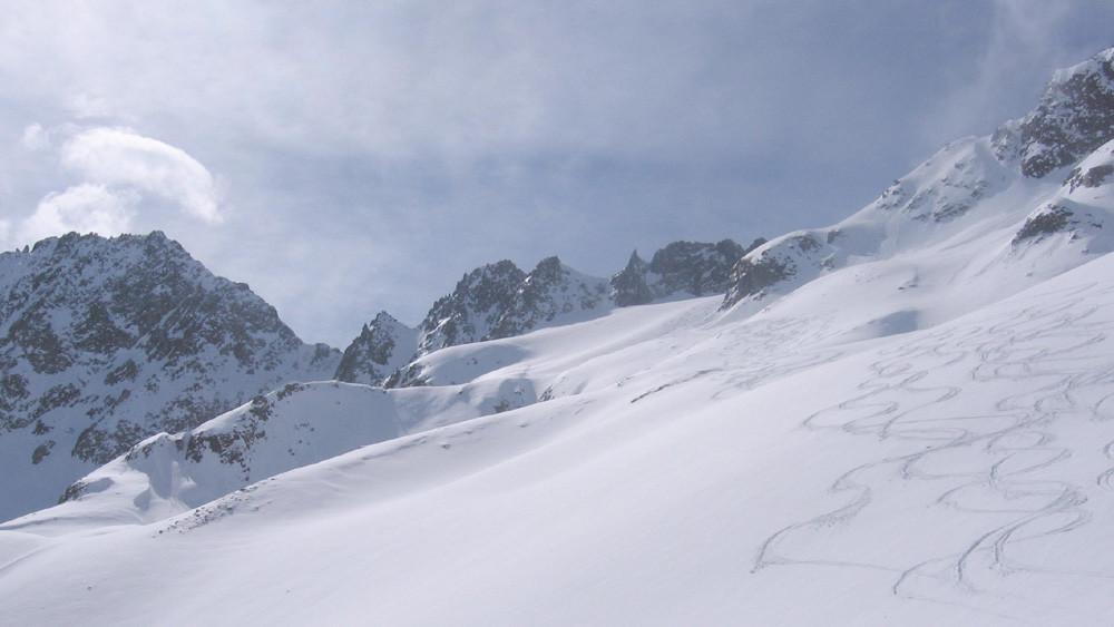 panorama dalla Val Giuv