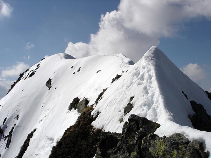 Monte Pedena 2399 m