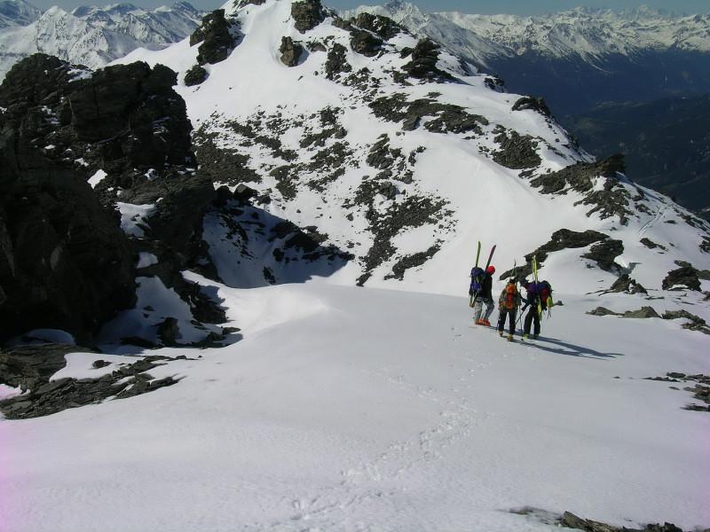 Pointe du Grand Vallon