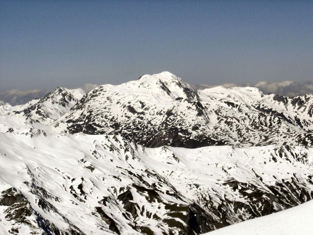 Massif du Grand Mont