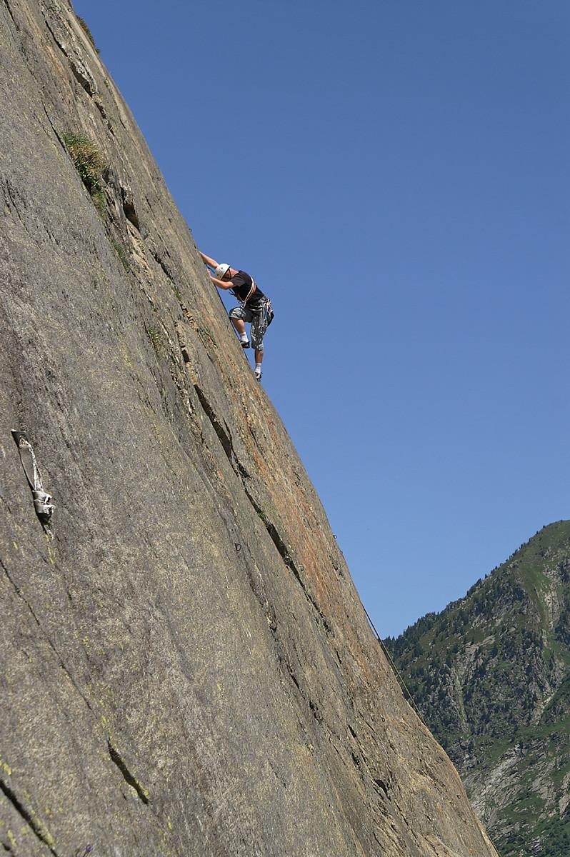 Ecole d'escalade du Montenvers