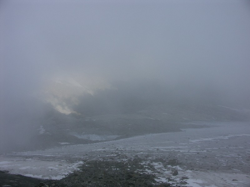 Glacier de la pointe Ferrand