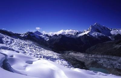 Descente du Pisco (5750m)