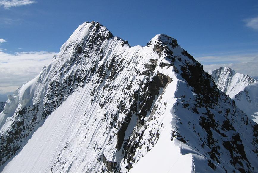 KangYatse (6400m) -arête sommitale