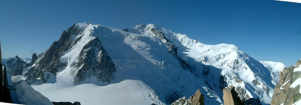 """panoramica sui """"trois monts"""""""