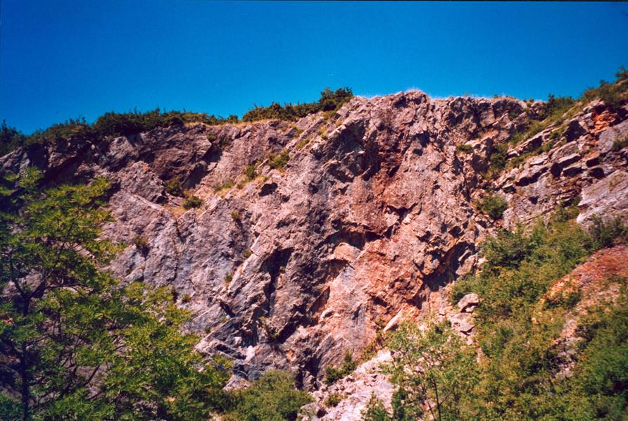 Falaise de Mancy (Jura)