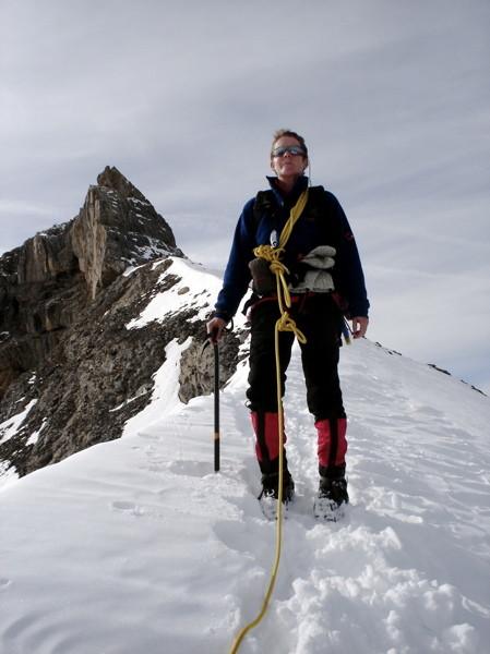 Les Diablerets 3210 m, Col du Dôme