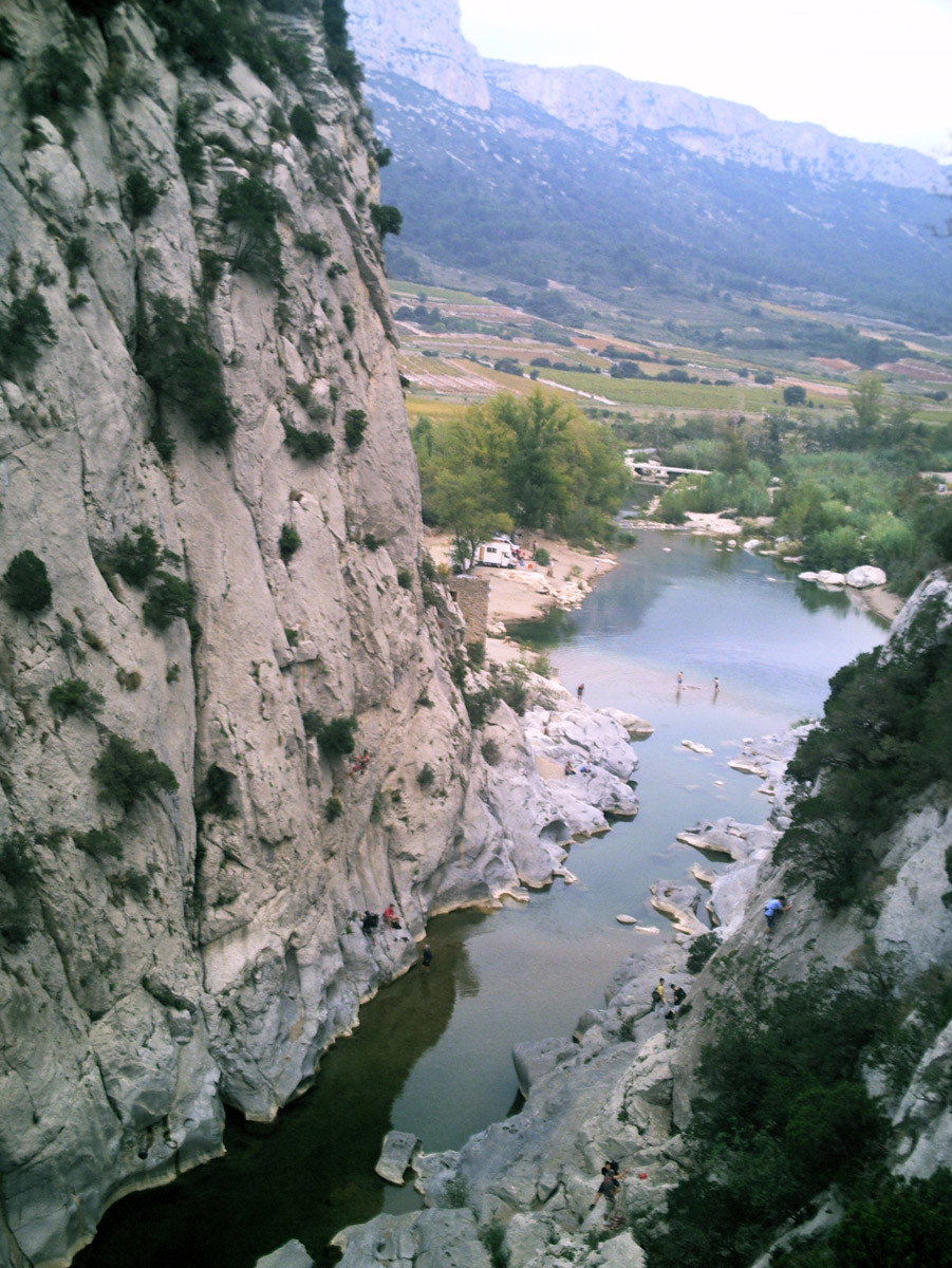 Gorges de gouleyrous -Tautavel