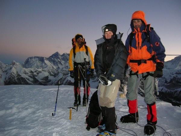 Mera Peak - sommet