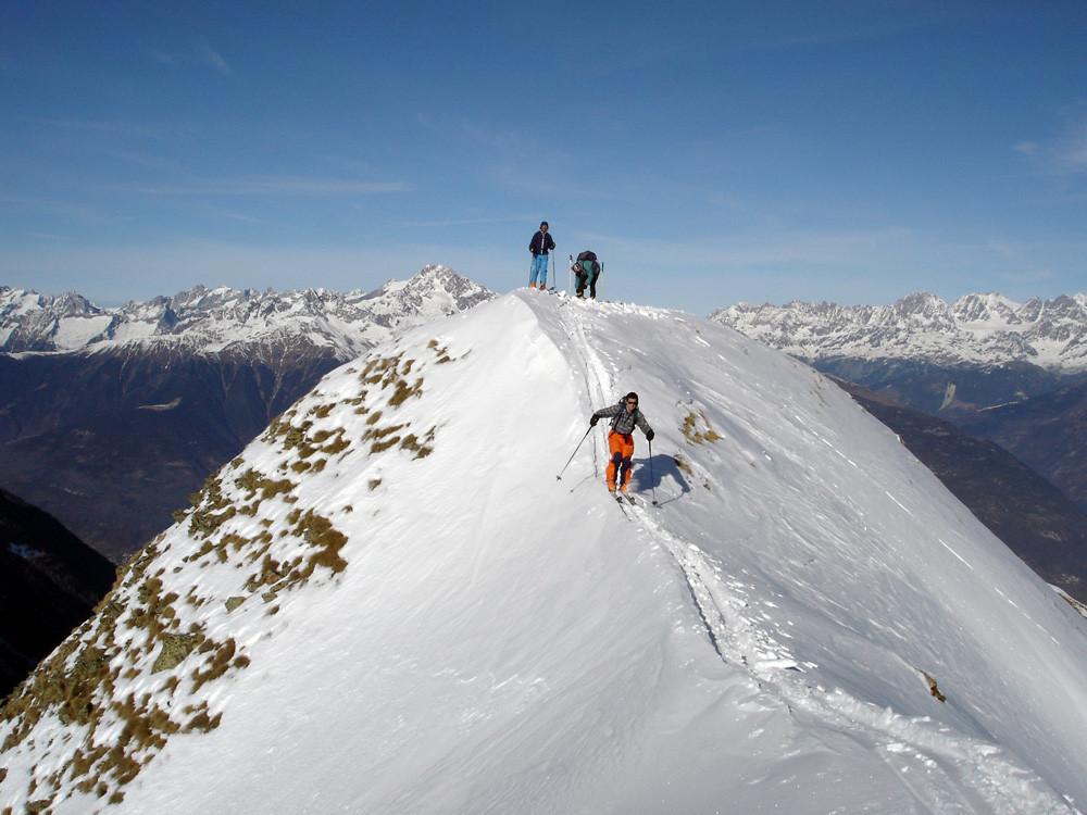 Cima Tonale 2544 m
