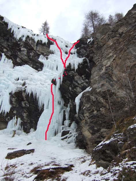cascade de reybriend