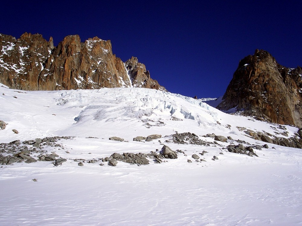 Le glacier des Améthystes