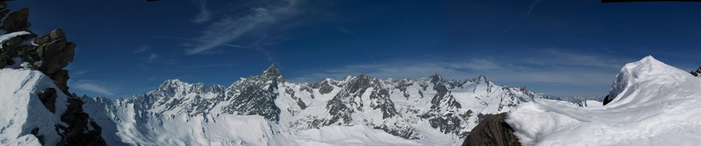 Panorama du Mont Tapie