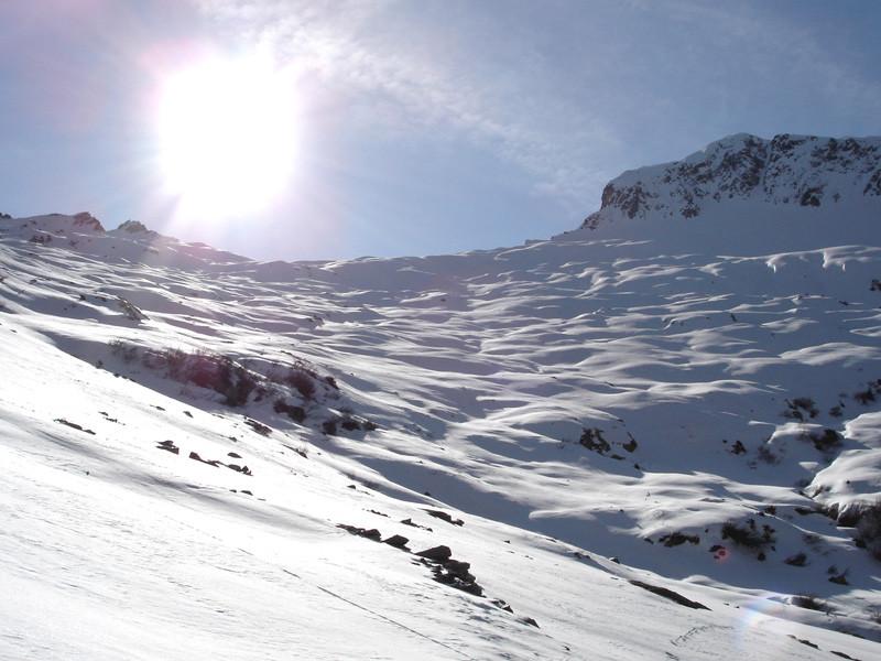 Passo di Pedena 2234 m