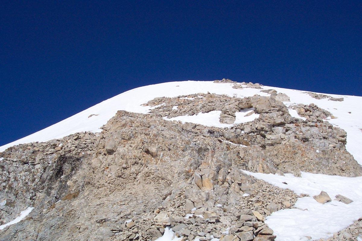 Le sommet