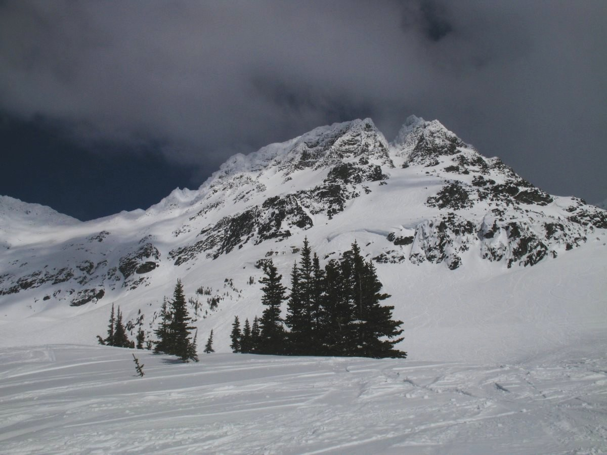 Blackcomb Peak.