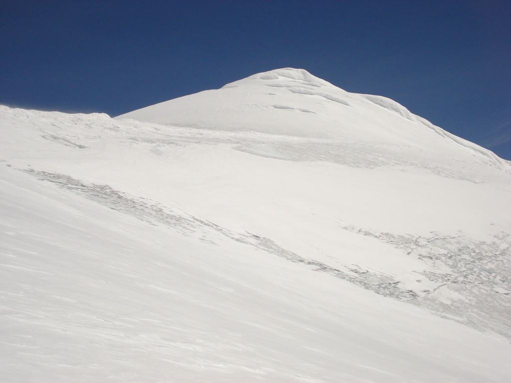 cime du mont Ararat