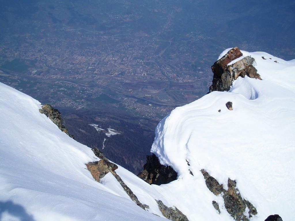 La citta' di Aosta